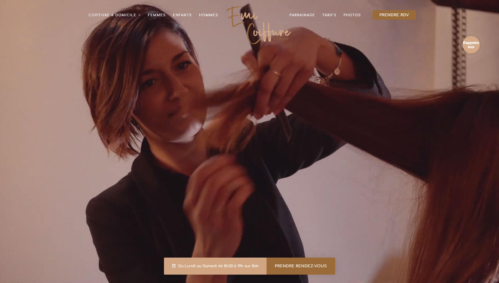 site vitrine montpellier emi coiffure